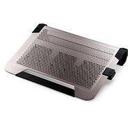 Cooler Master NotePal U3 PLUS titaniová - Chladiaca podložka