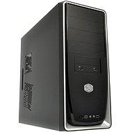 Cooler Master Elite 310 čierno-strieborná - Počítačová skriňa