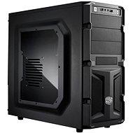 Cooler Master K350 + 400W B400 - Počítačová skriňa