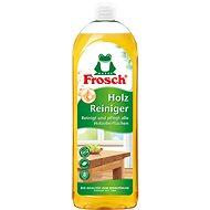 Frosch EKO čistič na drevené podlahy a povrchy 750 ml - Čistiaca súprava