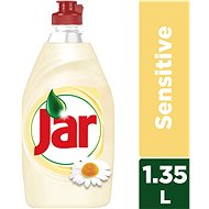 Jar Sensitive Chamomile 1,35 l - Čistič na riad