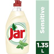 Jar Sensitive Tea Tree & Mint 1,35 l - Čistič na riad
