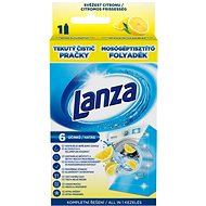 LANZA Čistič práčky Citrón (1 pranie) - Čistiaci prostriedok
