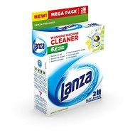 LANZA Tekutý čistič práčky citrón 250 ml DUO (2 prania) - Čistiaci prostriedok