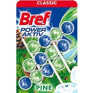 BREF Power Aktiv Pine 3x50 g - WC blok