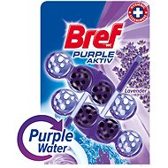 BREF Purple Aktiv 2 × 50 g - WC blok
