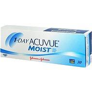 1 Day Acuvue Moist (30 šošoviek) dioptrie: -3.25, zakrivenie: 8.50 - Kontaktné šošovky