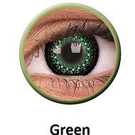 ColourVUE - Eyelush (2 šošovky) farba: Green - Kontaktné šošovky
