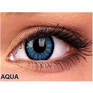 ColourVUE - Glamour (2 šošovky) farba: Aqua - Kontaktné šošovky