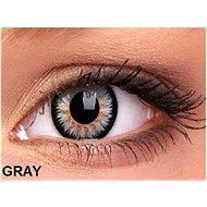 ColourVUE - Glamour (2 šošovky) farba: Gray - Kontaktné šošovky