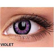 ColourVUE - Glamour (2 šošovky) farba: Violet - Kontaktné šošovky