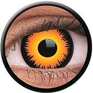 Crazy ColourVUE (2 šošovky) farba: Orange Werewolf - Kontaktné šošovky