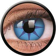 Crazy ColourVUE (2 šošovky) farba: Blue Star - Kontaktné šošovky