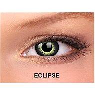Crazy ColourVUE (2 šošovky) farba: Eclipse - Kontaktné šošovky