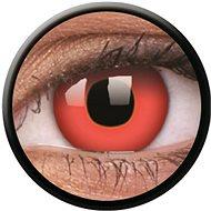 Crazy ColourVUE (2 šošovky) farba: Red Devil - Kontaktné šošovky