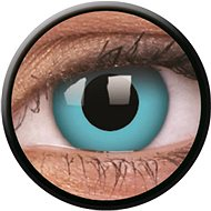 Crazy ColourVUE (2 šošovky) farba: Sky Blue - Kontaktné šošovky