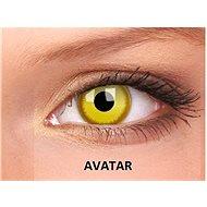 Crazy ColourVUE (2 šošovky) farba: Avatar - Kontaktné šošovky