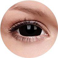 ColourVUE Crazy Lens (2 šošovky), farba: Black Titan - Kontaktné šošovky