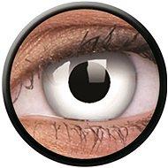 ColourVUE Crazy Lens (2 šošovky), farba: White out - Kontaktné šošovky