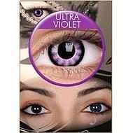 ColourVUE - BigEyes (2 šošovky) farba: Ultra Violet - Kontaktné šošovky