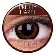 ColourVUE - BigEyes (2 šošovky) farba: Pretty Hazel - Kontaktné šošovky