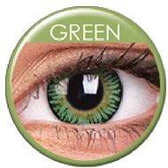 ColourVUE dioptrické 3 Tones (2 šošovky), farba: Green, dioptrie: -1.50 - Kontaktné šošovky
