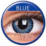 ColourVUE dioptrické 3 Tones (2 šošovky), farba: Blue, dioptrie: -0.75 - Kontaktné šošovky