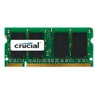 Crucial SO-DIMM 1GB DDR 333MHz CL2.5 - Operačná pamäť