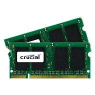 Crucial SO-DIMM 1GB DDR2 800MHz CL6 - Operačná pamäť