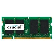 Crucial SO-DIMM 2 GB DDR2 667 MHz CL5 - Operačná pamäť
