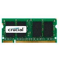 Crucial SO-DIMM 2 GB DDR2 800 MHz CL6 - Operačná pamäť