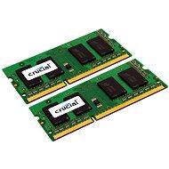 Crucial SO-DIMM 32 GB KIT DDR3L 1600 MHz CL11 Dual Voltage - Operačná pamäť