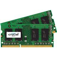 Crucial SO-DIMM 4GB KIT DDR3 1066MHz CL7 pre Apple/Mac - Operačná pamäť