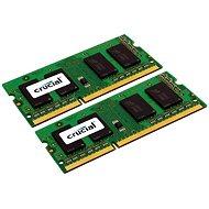 Crucial SO-DIMM 4 GB KIT DDR3 1600 MHz CL11 Dual voltage - Operačná pamäť