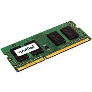Crucial SO-DIMM 4GB DDR3 1600MHz CL11 - Operačná pamäť