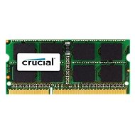 Crucial SO-DIMM 4GB DDR3 1600MHz CL11 Dual Voltage pre Apple / Mac - Operačná pamäť