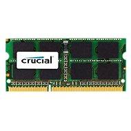 Crucial SO-DIMM 8GB DDR3 1600MHz CL11 Dual Voltage pre Apple / Mac - Operačná pamäť