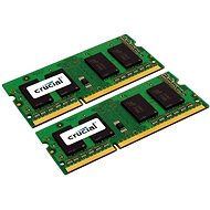 Crucial SO-DIMM 16GB KIT DDR3 1600MHz CL11 Dual Voltage pre Apple/Mac - Operačná pamäť