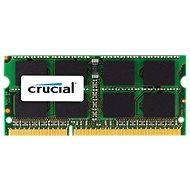 Crucial SO-DIMM 8 GB DDR3L 1866 MHz CL13 pre Apple/Mac - Operačná pamäť