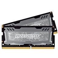 Crucial SO-DIMM 8GB KIT DDR4 SDRAM 2666MHz CL16 Ballistix Sport LT - Operačná pamäť
