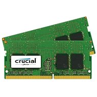 Crucial SO-DIMM 8 GB DDR4 2133 MHz CL15 Single Ranked - Operačná pamäť