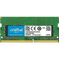 Crucial SO-DIMM 16GB DDR4 SDRAM 2133MHz CL15 Single Ranked - Operačná pamäť