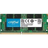 Crucial SO-DIMM 16GB DDR4 SDRAM 2400MHz CL17 Dual Ranked - Operačná pamäť