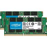 Crucial SO-DIMM 16 GB KIT DDR4 2400MHz CL17 Single Ranked x8 - Operačná pamäť