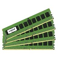 Crucial 32GB KIT DDR4 SDRAM 2133MHz CL15 ECC Unbuffered - Operačná pamäť