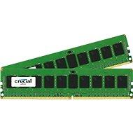 Crucial 16GB KIT DDR4 2133MHz CL15 ECC Registered - Operačná pamäť