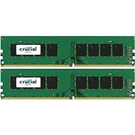 Crucial 8GB KIT DDR4 2133MHz CL16 Single Ranked - Operačná pamäť
