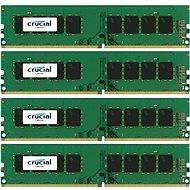 Crucial 16GB KIT DDR4 2133MHz CL16 Single Ranked - Operačná pamäť