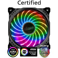 AKASA Vegas RGB LED - Ventilátor