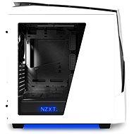 NZXT Noctis 450 biela - Počítačová skriňa